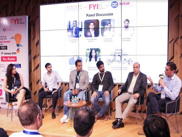 "Venture Garage conducts ""FYI: Find Your Investor"" in Mumbai supported by Kotak Mahindra Bank"