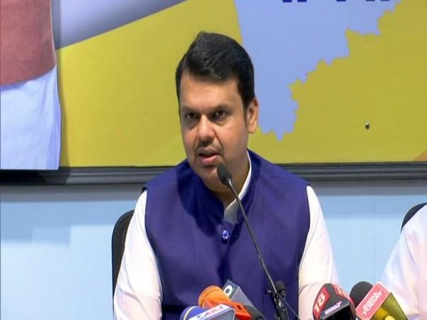 BJP leader Devendra Fadnavis (File photo)