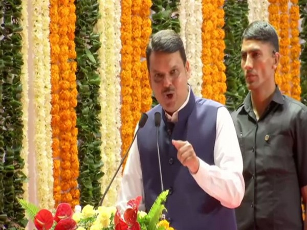 Maharashtra Chief Minister Devendra Fadnavis. File photo/ANI