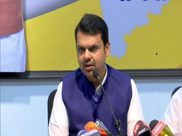 Former Maharashtra chief minister Devendra Fadnavis. File Photo/ANI
