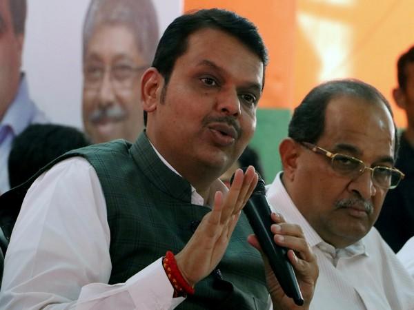 Maharashtra BJP leader and former chief minister Devendra Fadnavis (File photo)
