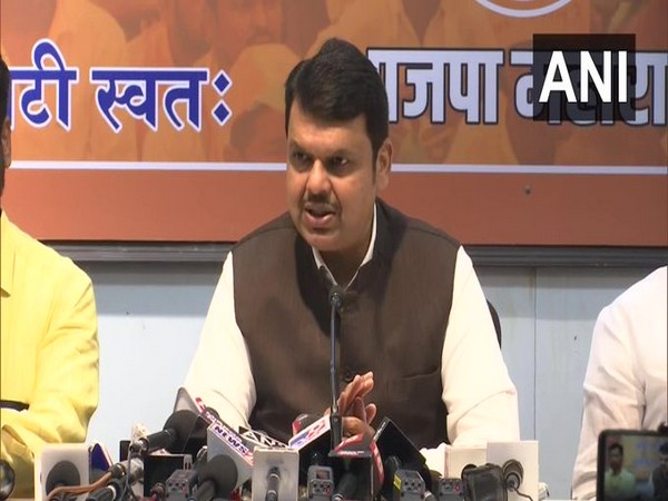 Bharatiya Janata Party (BJP) leader Devendra Fadnavis. (File Photo)