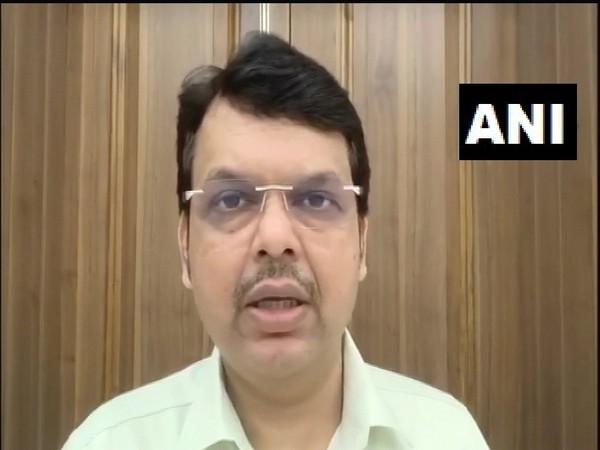 Maharashtra BJP leader Devendra Fadnavis (File Photo/ANI)