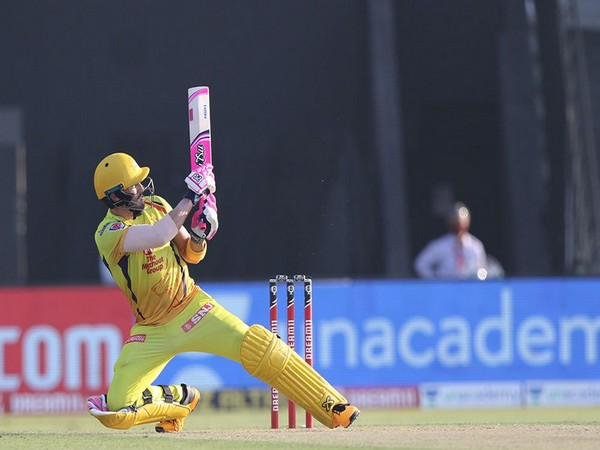 South African batsman Faf du Plessis (Photo: BCCI/ IPL)