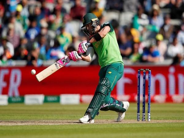 South Africa batsman Faf du Plessis