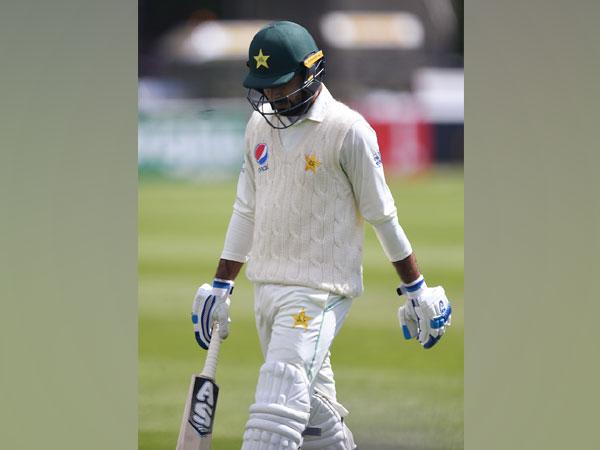 Pakistan cricketer Faheem Ashraf