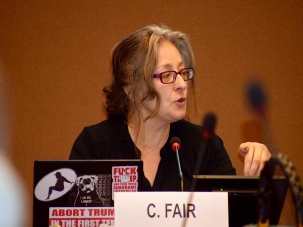 American scholar C. Christine Fair
