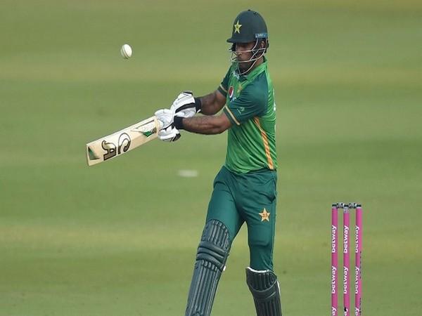 Pakistan batsman Fakhar Zaman (Image: ICC)