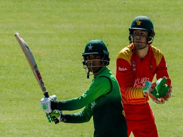 Pakistan batsman Fakhar Zaman (Photo/ ICC Twitter)