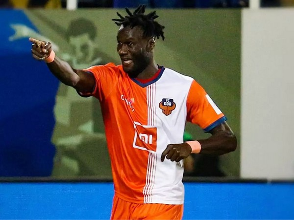 Senegalese defender Mourtada Fall (Photo/ Mumbai City FC)