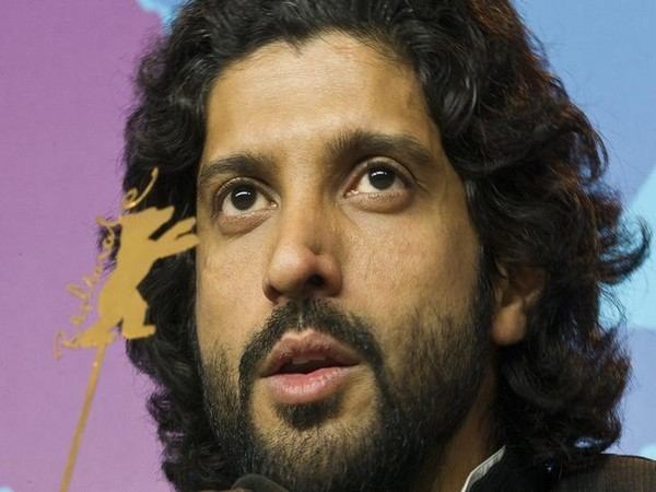 Bollywood actor Farhan Akhtar (File Pic)