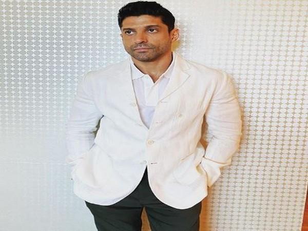 Actor Farhan Akhtar (Image Source: Instagram)