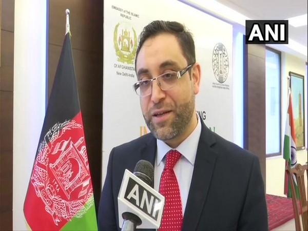 Afghan Ambassador to India, Farid Mamundzay (ANI)