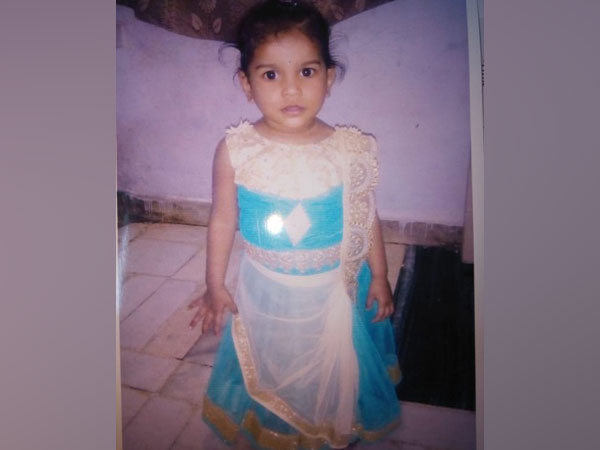 T Vaishnavi was abducted on Wednesday. Photo/ANI