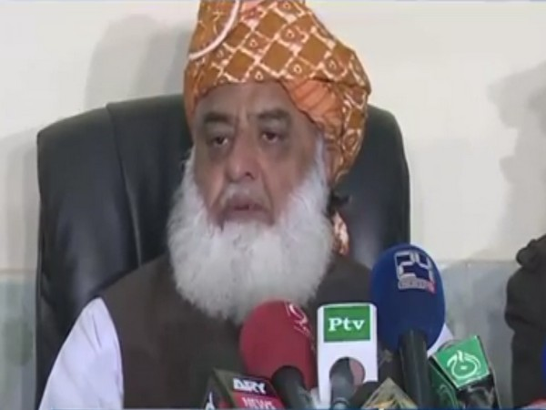 JUI-F chief Maulana Fazlur Rehman (File photo)