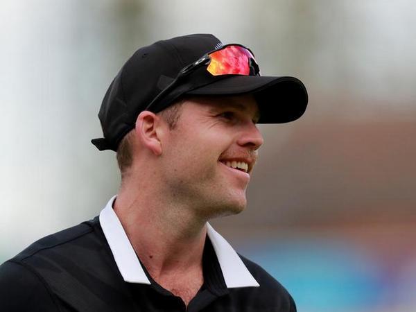 New Zealand pacer Lockie Ferguson.