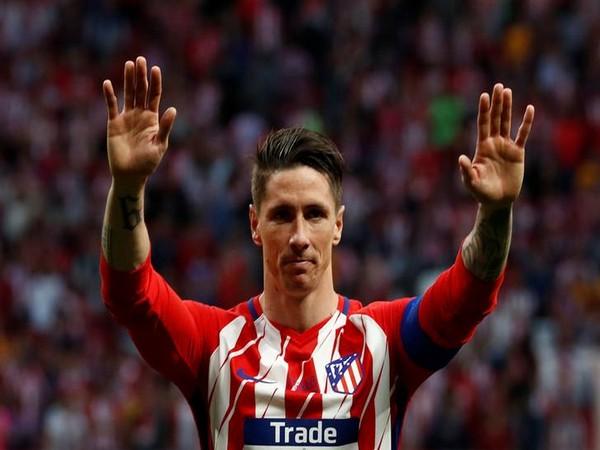 Former striker of Atletico Madrid