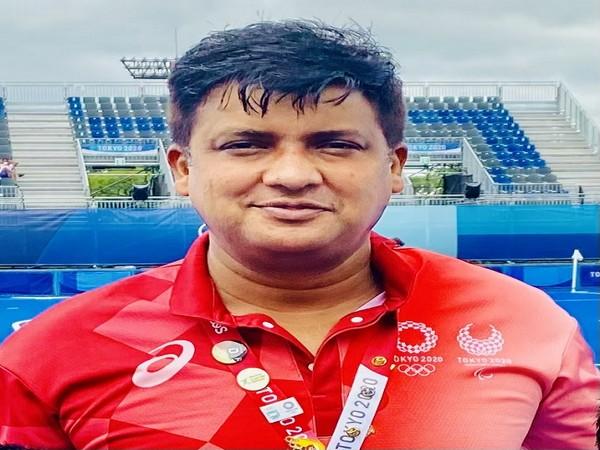 Bibhu Kalyan Nayak (Image: Hockey India)