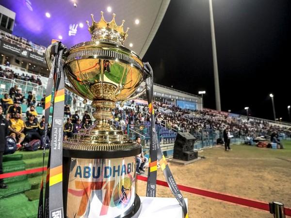 Abu Dhabi T10 trophy