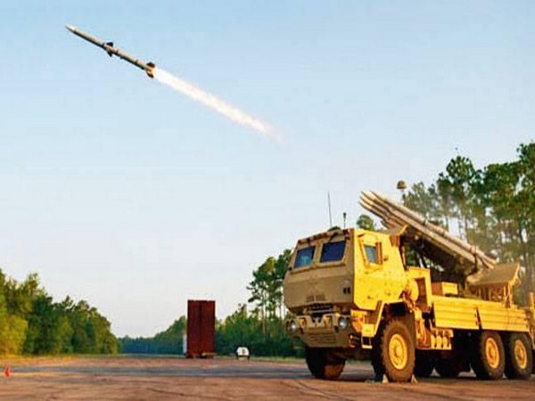 File pic of an air defence system