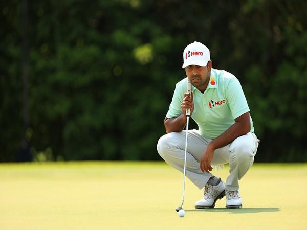 Indian golfer Anirban Lahiri
