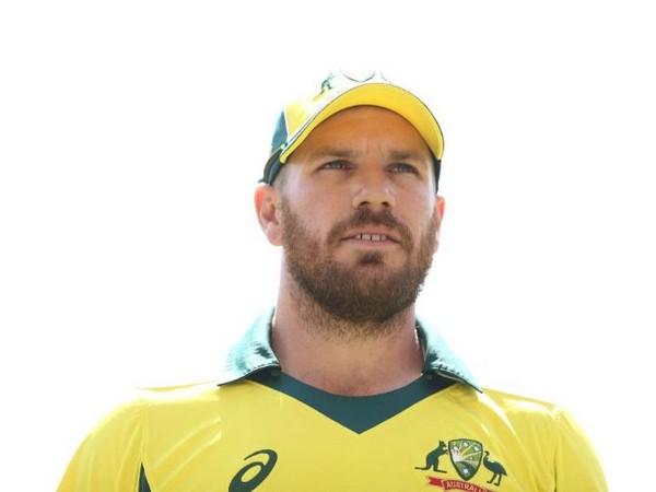 Australian skipper Aaron Finch (Photo/ ICC Twitter)