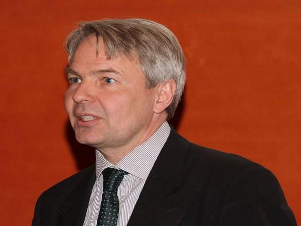Finland Foreign Minister Pekka Haavisto (File photo)
