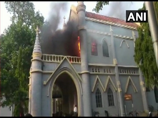 Fire breaks out at Madhya Pradesh High Court