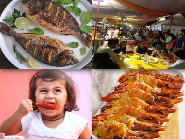 National Fish Festival at Hyderabad