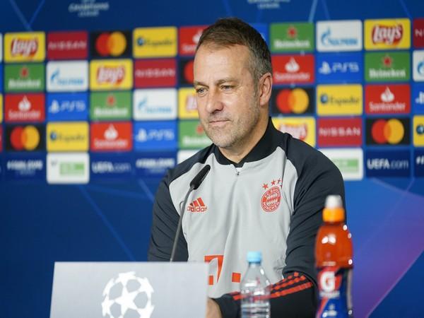 Bayern Munich manager Hansi Flick (Photo/ FC Bayern Twitter)