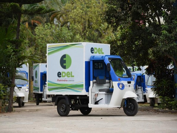 The company's electric fleet will include two-wheeler, three-wheeler and four-wheeler vehicles