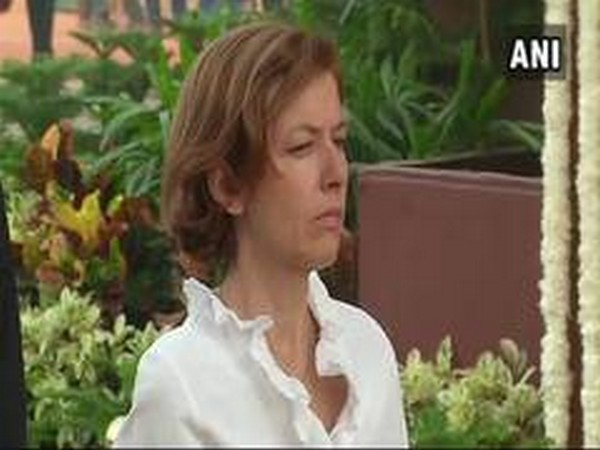 French Defence Minister Florence Parly. [Photo/ANI]