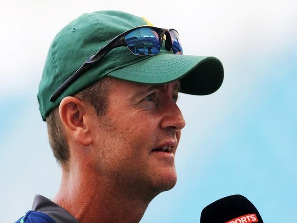 Pakistan batting coach Grant Flower