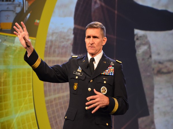 Former NSA of US Michael Flynn (File photo)