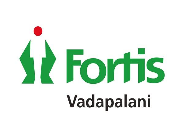 Fortis Vadapalani logo