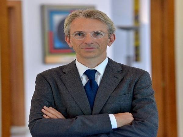 France Ambassador Emmanuel Lenain (File Image)