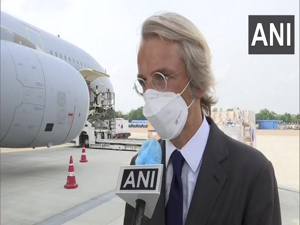 Emmanuel Lenain, French Ambassador to India.