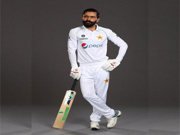 Pakistan batsman Fawad Alam (Photo/Pakistan Cricket Twitter)