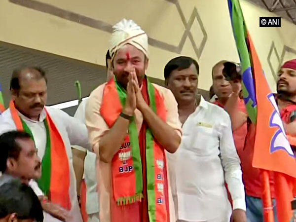 Minister of State (MoS) for Home Affairs G Kishan Reddy