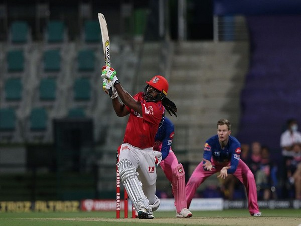 KXIP's Chris Gayle (Photo: BCCI/ IPL)