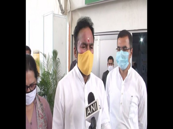Union Minister G Kishan Reddy. [Photo/ANI]
