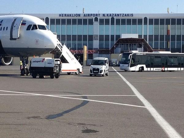 Greek Prime Minister Kyriakos Mitsotakis laid foundation stone of the airport