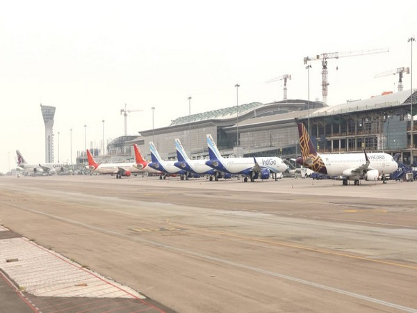 GMR led Hyderabad International Airport.