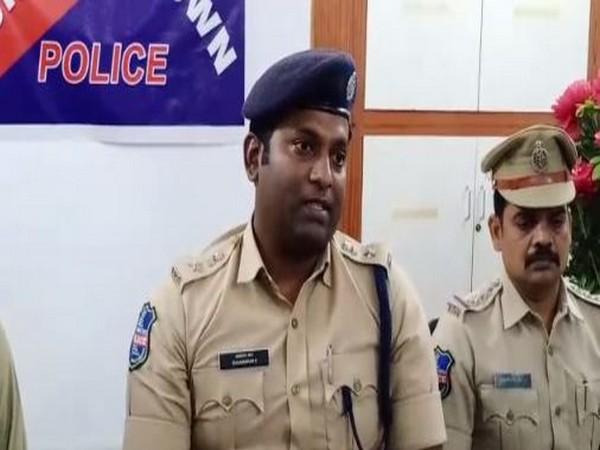 Bhaskaran Superintendent of Police Suryapet
