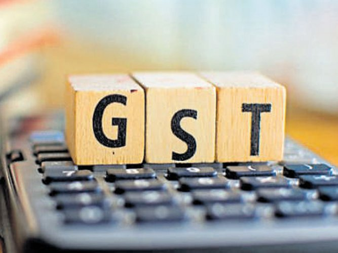 GST gross revenue in March up over 15% y-o-y