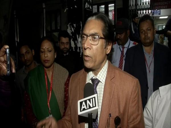 Sunil Kumar speaking to ANI on Wednesday.