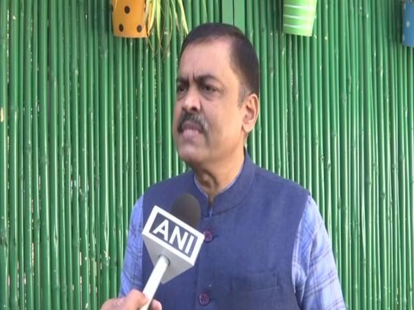 BJP leader GVL Narasimha Rao speaking to ANI in New delhi on Friday