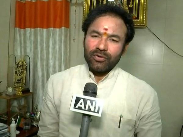 Telangana BJP leader G Kishan Reddy (File Photo)