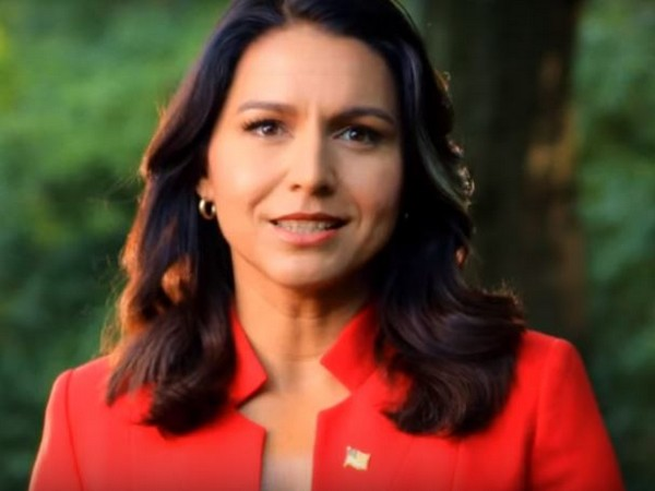 US Democrat and first Hindu lawmaker in the US Congress to run for presidential post, Tulsi Gabbard