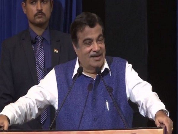 Union Minister of Road Transport and Highways Nitin Gadkari (File Photo/ANI)